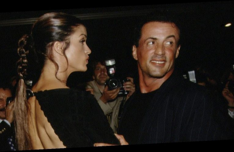 Sly's wild year – cheating, DNA results, two engagements and agonising discovery