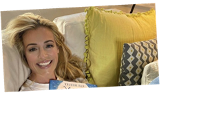 Cat Deeley shares glimpse inside London home after making permanent return to UK