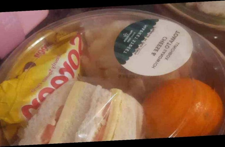 Morrisons shopper spots 'bargain' pre-made packed lunches that save you time
