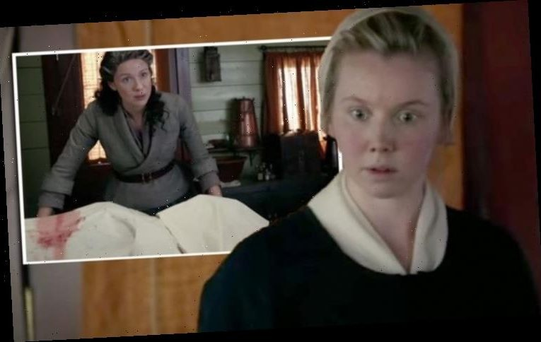 Outlander deleted scene: Marsali and Claire Fraser surgery moment cut from series revealed