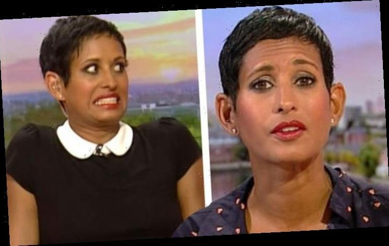 Naga Munchetty apologises for 'frightening' BBC Breakfast viewer: 'No one needs that!'