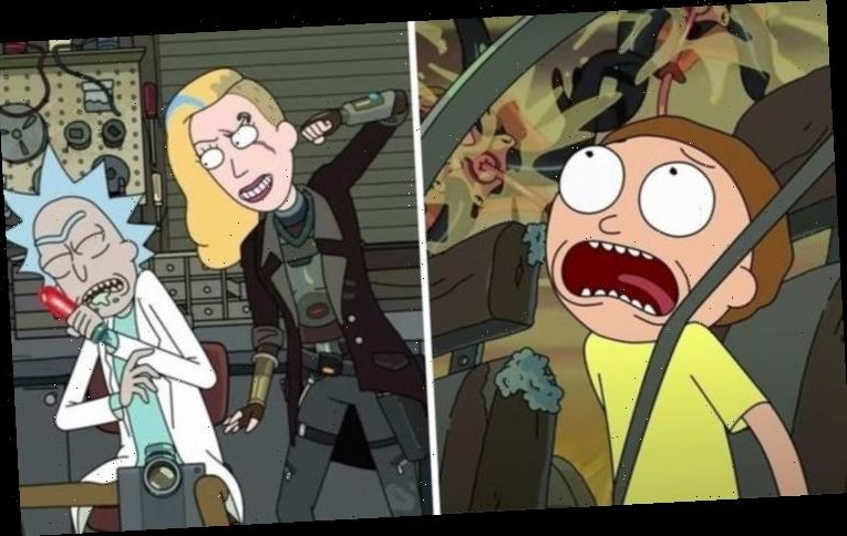 Rick and Morty fans left fuming as series 'disappears' off Hulu 'Stop holding out!'