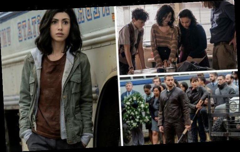 The Walking Dead World Beyond cast: Who is in the cast of Walking Dead World Beyond?