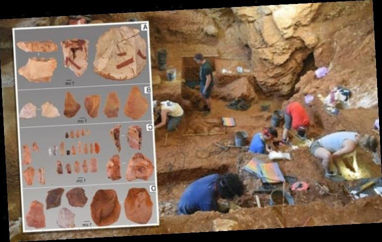 Archaeology breakthrough: Humans arrived in west Europe 5,000 years earlier than thought