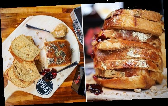 Chicago restaurant is offering a $350 peanut butter and jelly sandwich