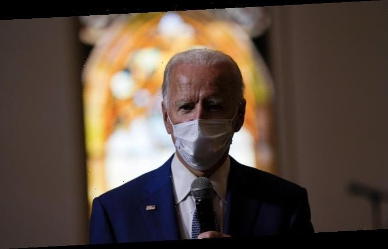 Biden's campaign dilemma: courting voters in the age of COVID-19