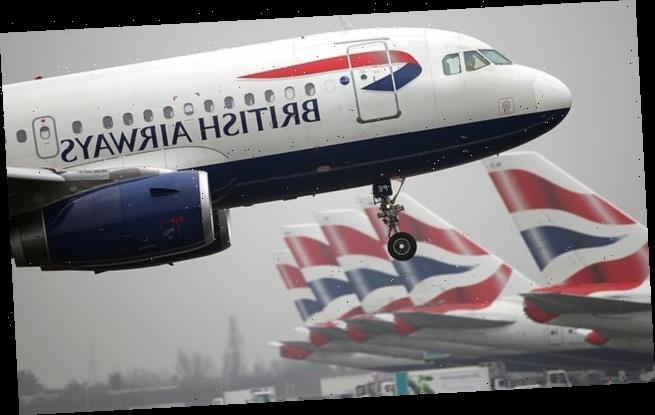 Boss says British Airways 'can only survive' with airport testing