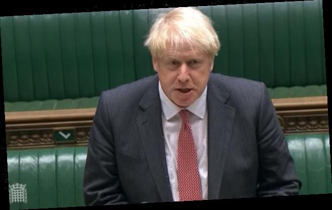 Boris Johnson lashes out at EU over Brexit plans