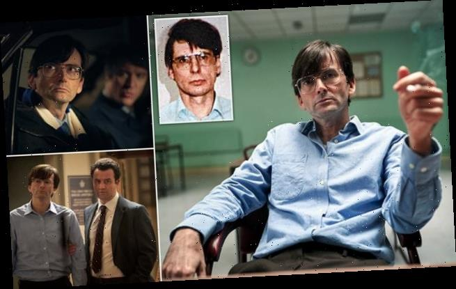 CLAUDIA CONNELL reviews Des which portrays serial killer Dennis Nilsen