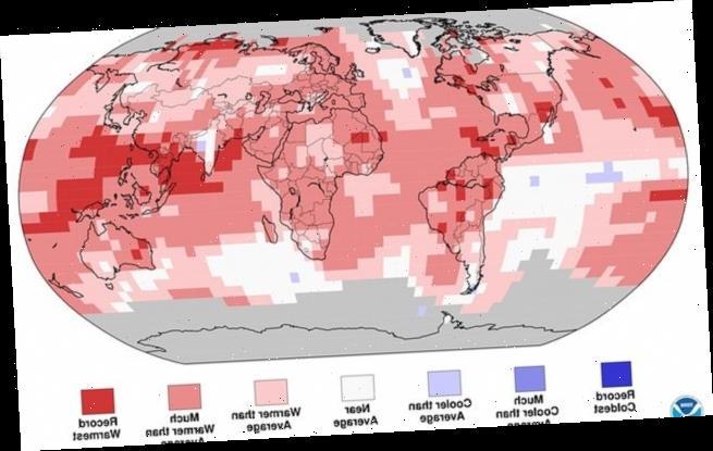 Northern Hemisphere endured its hottest summer ever recorded