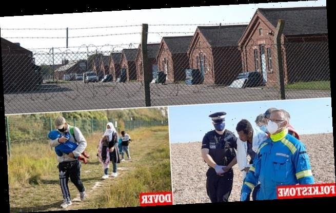 SUE REID: Migrant camp shows Britain is ready to end its 'soft touch'