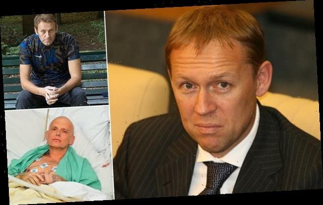 Russian spy accused of killing Litvinenko to head up Navalny probe
