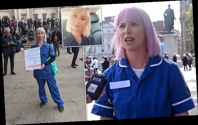 Care home nurse insists coronavirus is a hoax