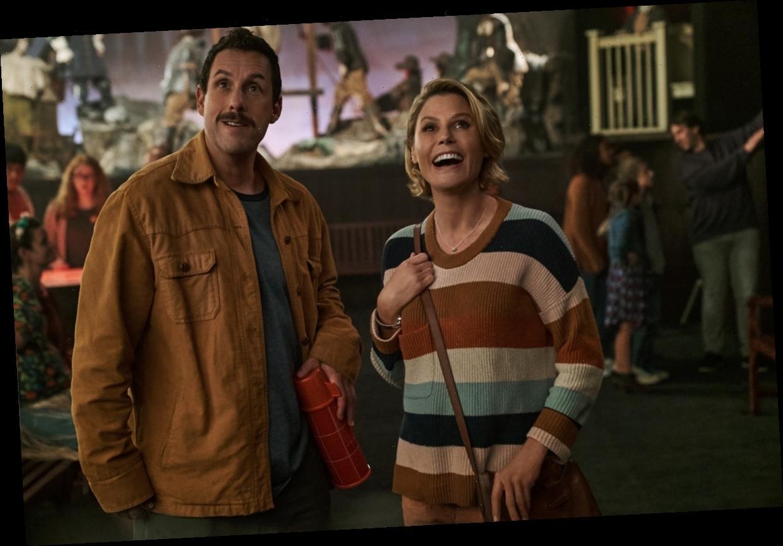 Adam Sandler S Hubie Halloween Netflix Trailer Is A Who S Who Of Celebs News Of The World Art