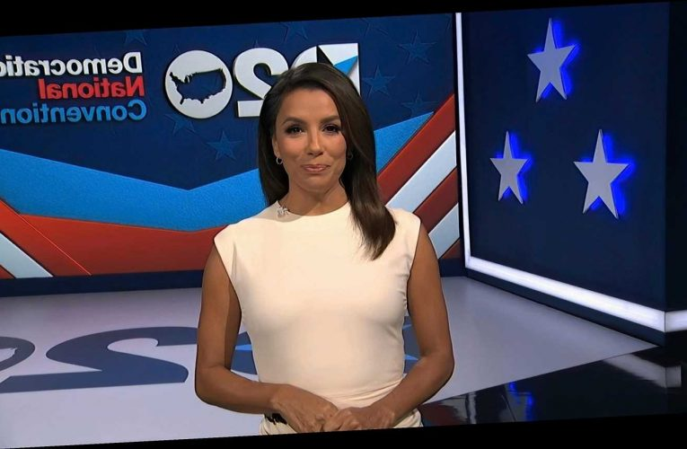 Eva Longoria Has News For Democratic Convention Critics Who Called Her Out Of Touch