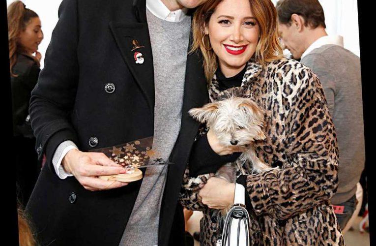 Ashley Tisdale Announces Pregnancy With Tender Photo Shoot