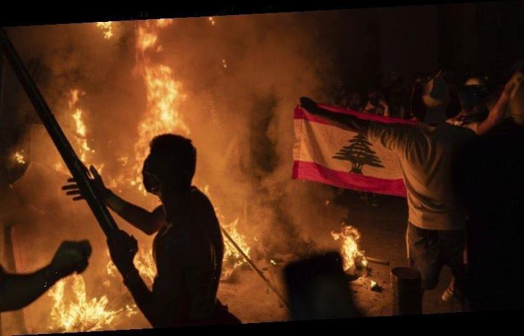 Macron accuses leaders of stoking civil war threat in Lebanon