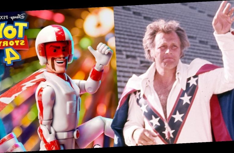 Disney Sued Over 'Toy Story 4' Duke Caboom Resemblance to Evel Knievel