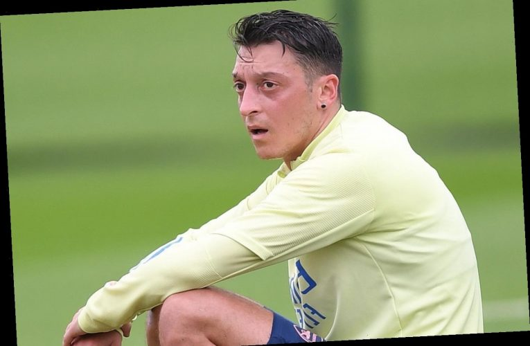 Arsenal outcast Mesut Ozil told to train harder and perform in games to earn Gunners recall by Edu