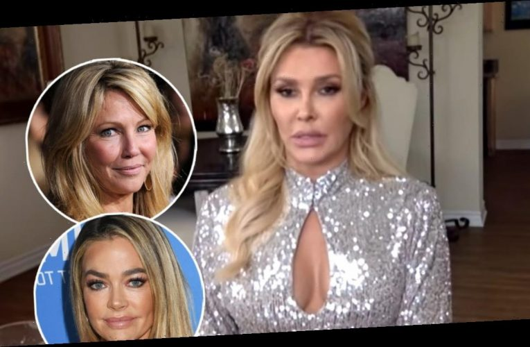 Brandi Glanville Just Dragged Heather Locklear Into Her Feud with Denise Richards