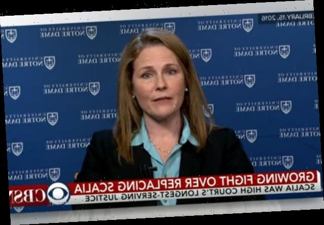 Amy Coney Barrett Said SCOTUS Replacements Shouldn't be Political Opposites in 2016