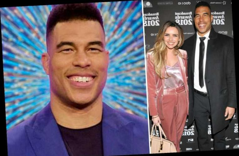 Strictly Come Dancing sign Nadine Coyle's American NFL ex Jason Bell – and confirm Max George and Caroline Quentin