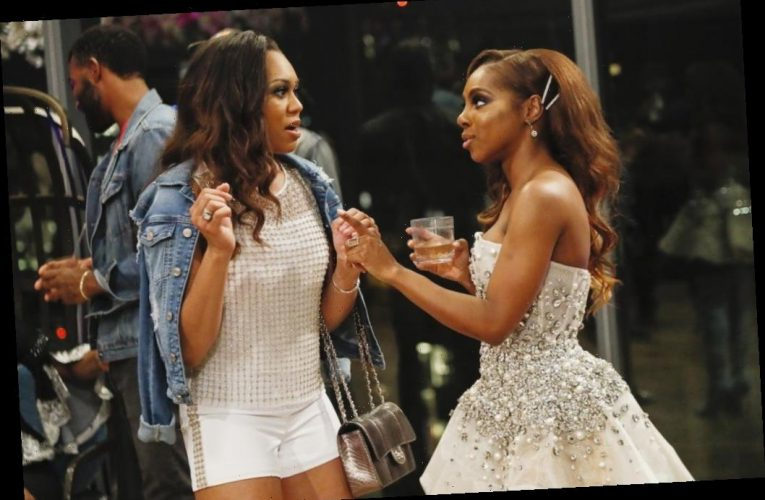 'RHOP': Monique Samuels and Candiace Dillard Both Have Regrets Regarding Their Physical Altercation