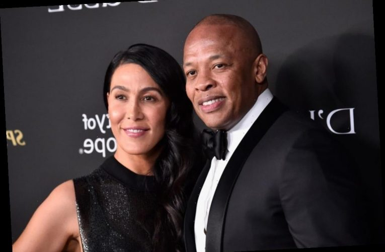 Who Is Dr. Dre's Estranged Wife, Nicole Young?