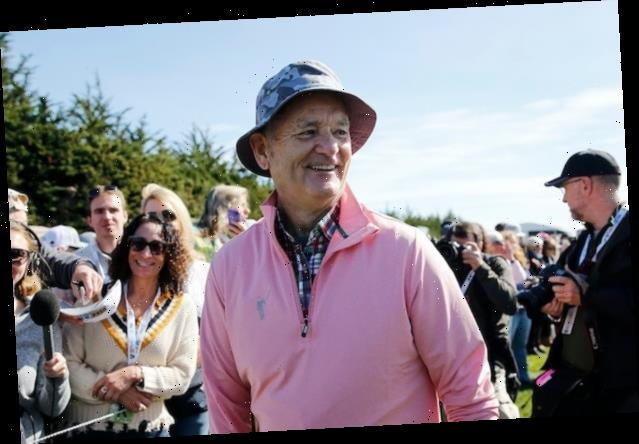Bill Murray Threatened With Lawsuit and 'Eternal Damnation' for Using Doobie Brothers Song in His Golf Shirt Ads