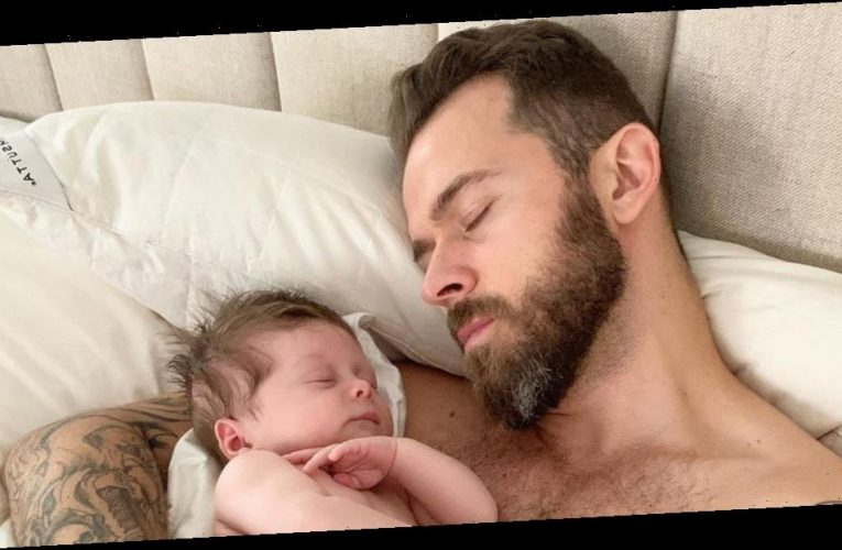 How Becoming a Dad Has Changed Artem Chigvintsev's 'DWTS' Experience