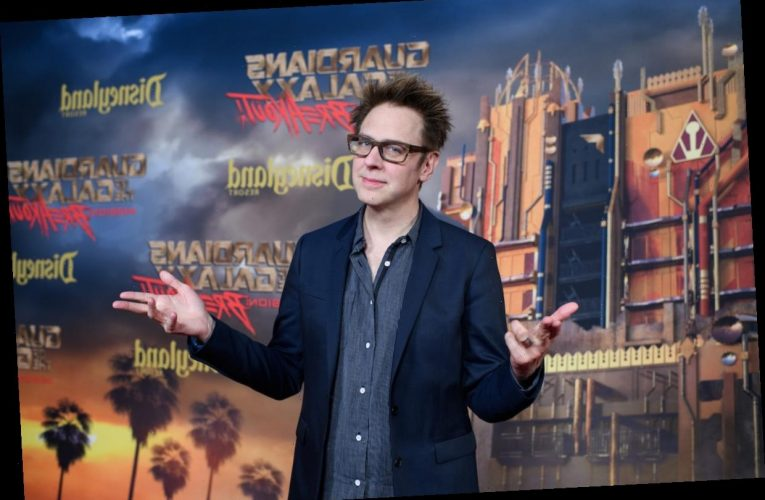 'Guardians of the Galaxy' Director James Gunn Just Called This Star 'the Best Actor I've Ever Worked with'