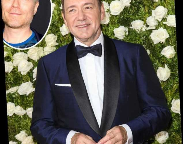 Kevin Spacey Sued For Allegedly Sexually Assaulting Two 14-Year-Old Boys In The 1980s