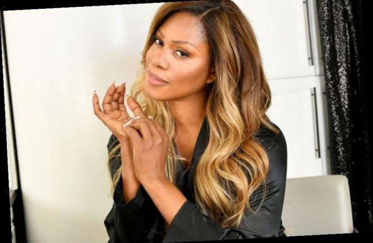 Laverne Cox Talks New Gold Bond Campaign, The Emmys And DIY Hair Gone Wrong
