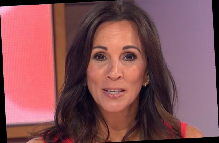 Andrea McLean says she 'cracked up and fell apart' in secret breakdown after being a 'Stepford wife at work'