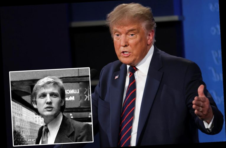 What college did Donald Trump go to?