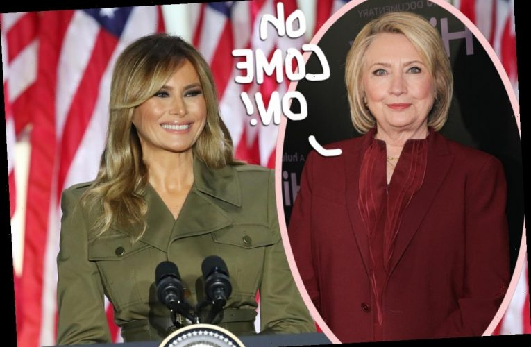 Melania Trump Used Private Email Account To Discuss Government Business, Former Bestie Claims!