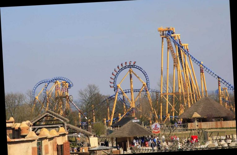 Theme park staff 'coughed on and spat at' by rule-breaking guests, claims Flamingo Land boss