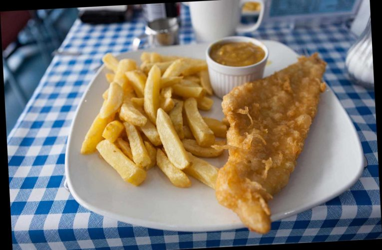 How to get FREE fish and chips worth £5 this weekend using cashback