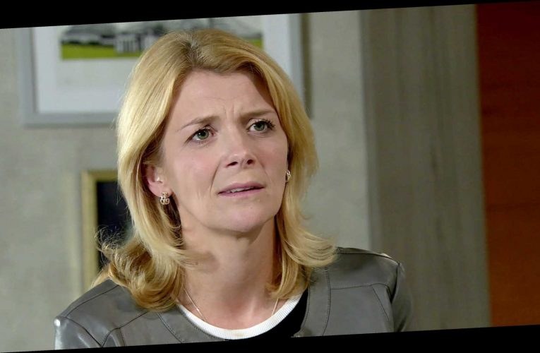 Coronation Street spoilers: Ray Crosby gives Leanne Battersby £10,000 for Oliver's treatment
