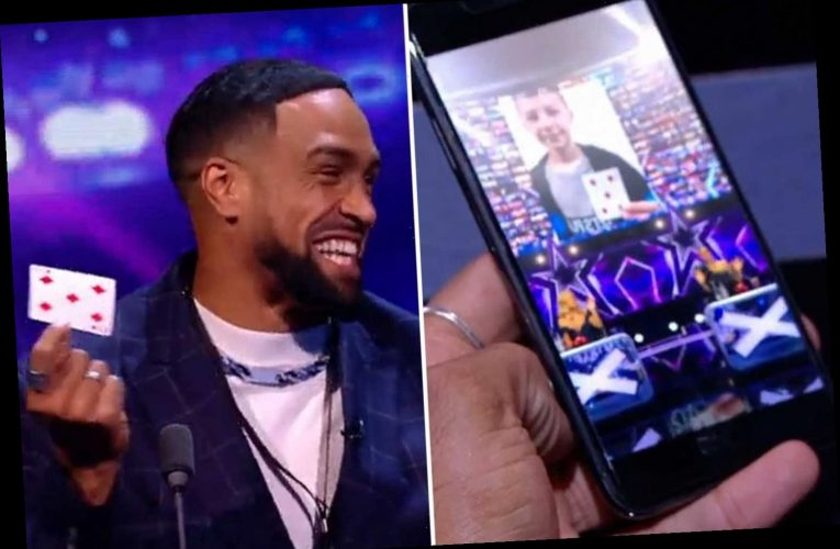 Britain's Got Talent fans expose how Jasper Cherry pulled off impressive magic trick on Ashley Banjo