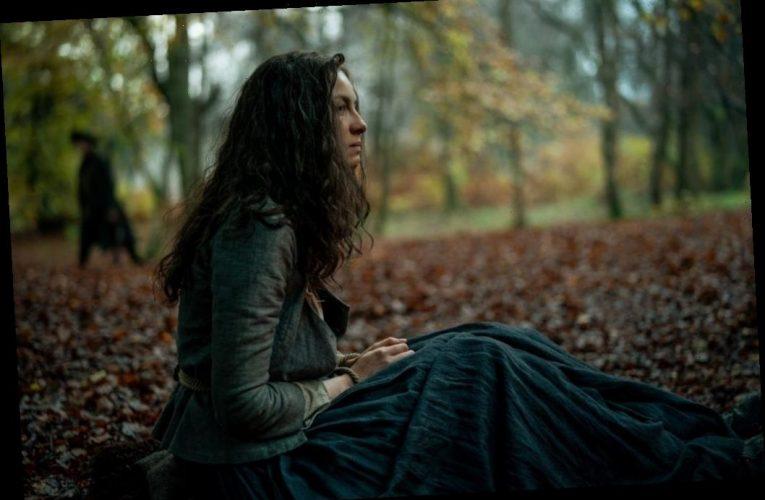 'Outlander' Star Caitriona Balfe Feels Like a Bear — Here's Why