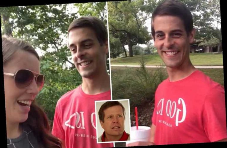 Jill Duggar and husband Derick defy dad Jim Bob's rules again by singing and dancing to show tunes after movie night