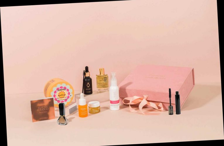 Rochelle Humes partners with Birchbox for limited edition beauty box – with everything you need for laid back beauty