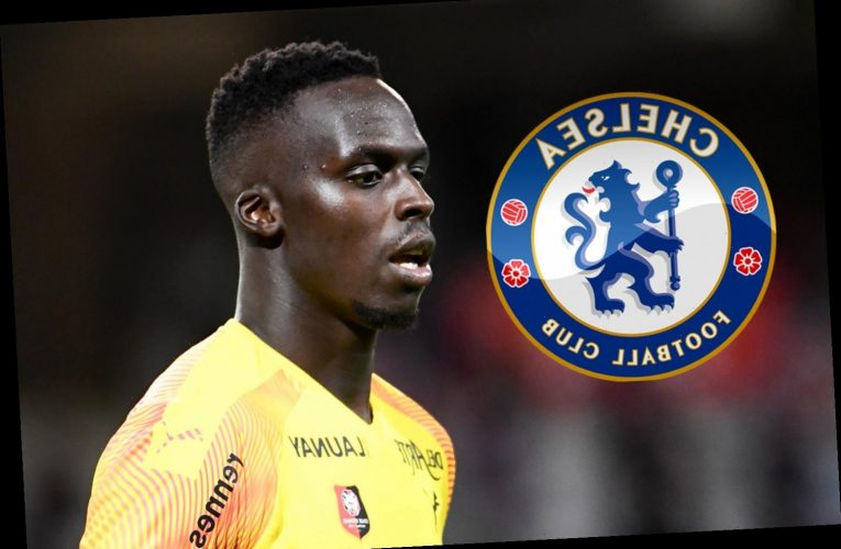 Chelsea 'have transfer bid for Rennes goalkeeper Edouard Mendy accepted' with deal to be completed in 'next few days'