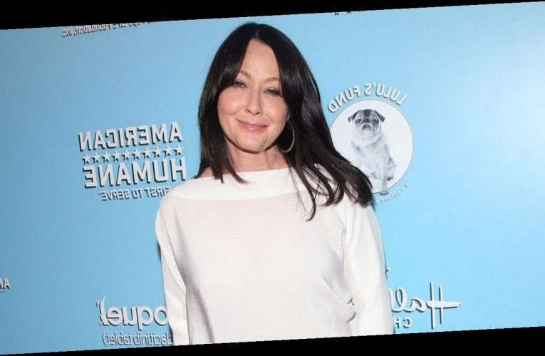 Shannen Doherty Hopes to Live 'Another 10 or 15 Years' Amid Cancer Battle