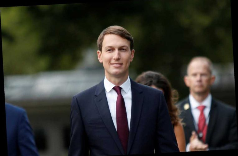 Mideast experts aren't laughing at Jared Kushner anymore