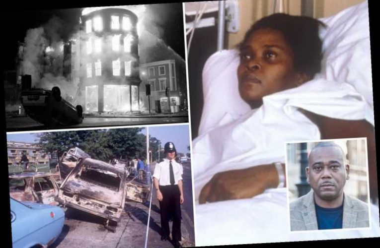 My helpless mum was shot in botched police raid that sparked Brixton riots – her terrified plea echoed George Floyd's