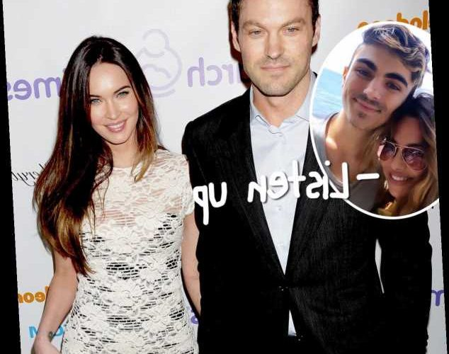 Brian Austin Green's Ex Vanessa Marcil Shades Him For Not Taking 'Full Responsibility' As A Father – And Praises Megan Fox!!