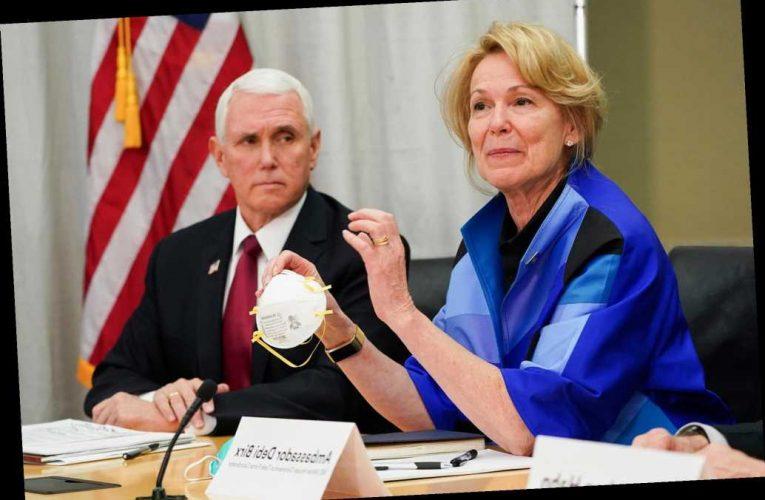Please, Mr. President: Quit trash-talking masks