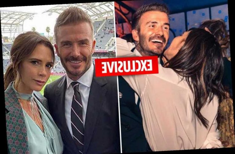 David and Victoria Beckham secretly caught coronavirus partying in LA – and feared they were 'super-spreaders'